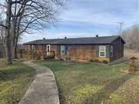 30 Acres House And Shop Secluded : Cole Camp : Benton County : Missouri