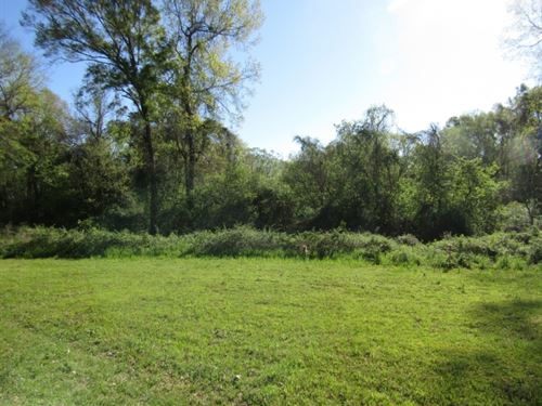 1.5 Acres With A Cabin At 125 Roseh : Fayette : Jefferson County : Mississippi