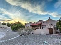 Home With 50 Acres Hillsboro, NM : Hillsboro : Sierra County : New Mexico