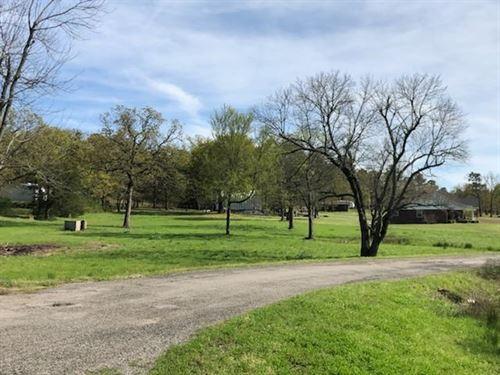 Lots Near Golf Course : Poteau : Le Flore County : Oklahoma