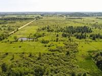 Hunting Land in Waupaca County WI : Waupaca : Wisconsin