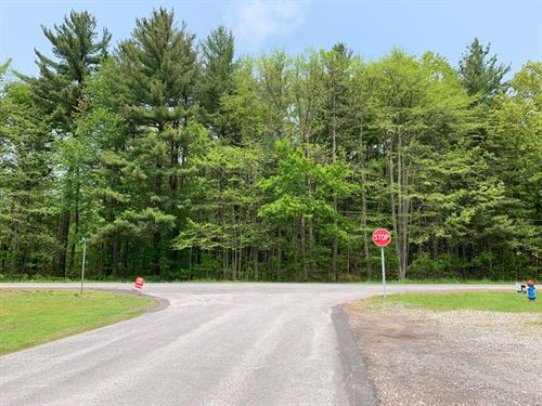 Land With A Lake View : Vienna : Oneida County : New York