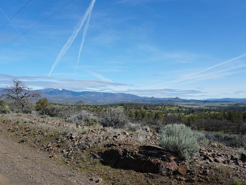 Build Your Home On Northern Ca : Montague : Siskiyou County : California