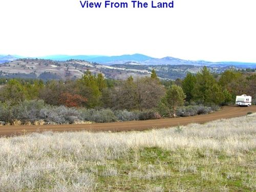 California Paradise With Roadaccess : Hornbrook : Siskiyou County : California