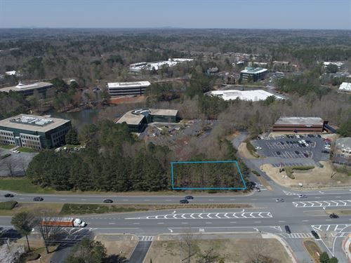 Absolute $1 Auction, 2 Parcel Site : Norcross : Gwinnett County : Georgia