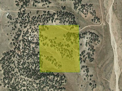 10 Acre Northwest Of Gardner, Co : Gardner : Huerfano County : Colorado