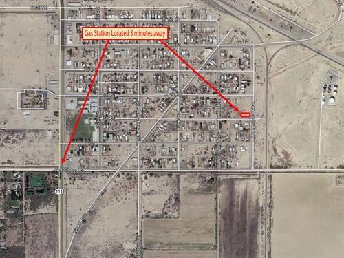 California Lot Near Salton Sea : Niland : Imperial County : California