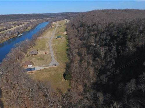 Cane Island Estates Lot 12 : Flippin : Marion County : Arkansas