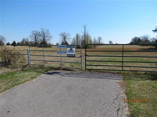 Potential Furture Home Development : Hugo : Choctaw County : Oklahoma