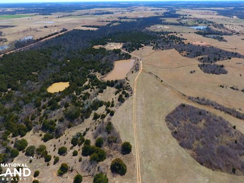 Big Buck Honey Hole : Cushing : Lincoln County : Oklahoma