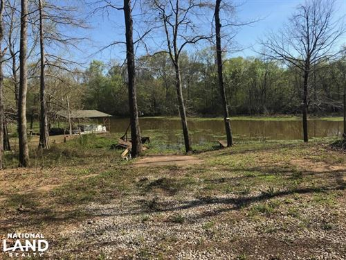 Brush Creek Fishing Camp : Akron : Hale County : Alabama