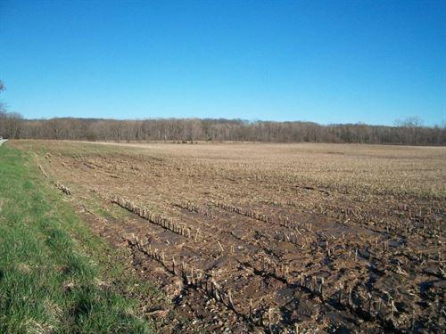 Highly Tillable Row Crop Farm Clark : Kahoka : Clark County : Missouri