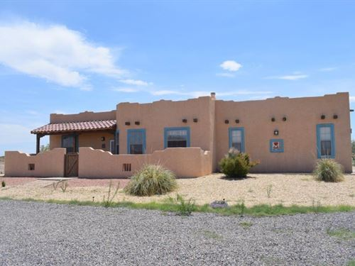 Southwest Style Home For Sale : Deming : Luna County : New Mexico