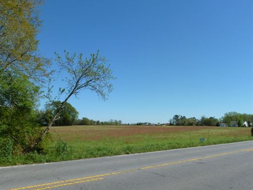 Residential Land, Hwy Business : Beulaville : Duplin County : North Carolina