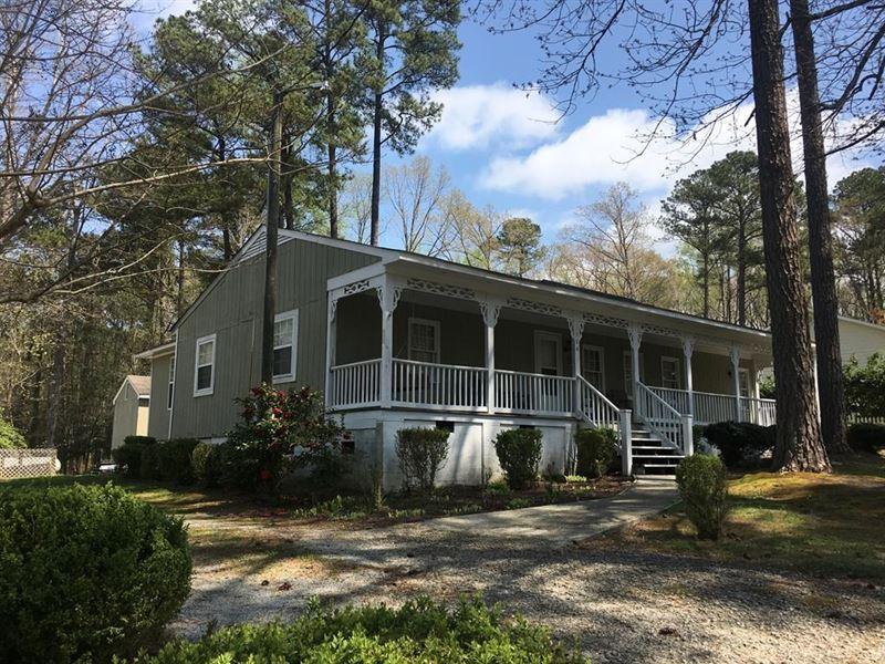 Rental Income Minutes Kerr Lake, NC : Manson : Warren County : North Carolina