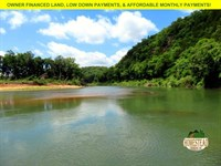 River-Rat Property With Campsite : Tecumseh : Ozark County : Missouri