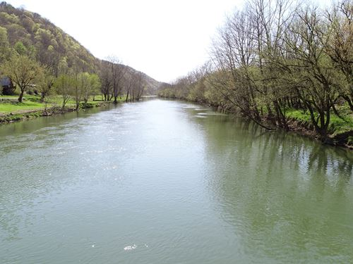 Clinch River Paradise : Eidson : Hancock County : Tennessee