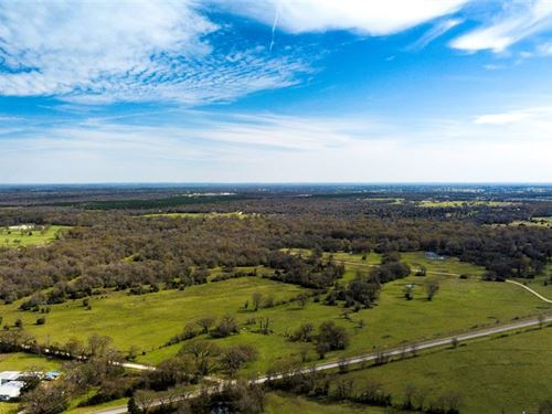 Land For Sale : Madisonville : Madison County : Texas