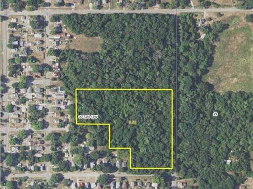 8 Acres For Sale In Wapello County : Ottumwa : Wapello County : Iowa