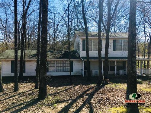 Price Drop, Nice Country Home on 2 : Searcy : White County : Arkansas