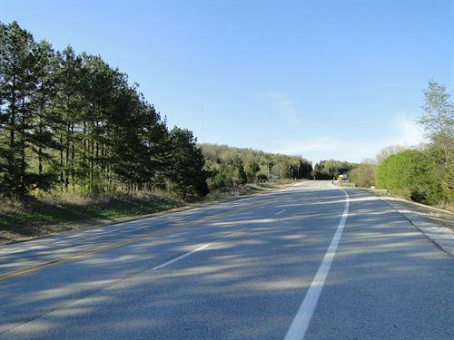 Large Acreage Property : Batesville : Independence County : Arkansas