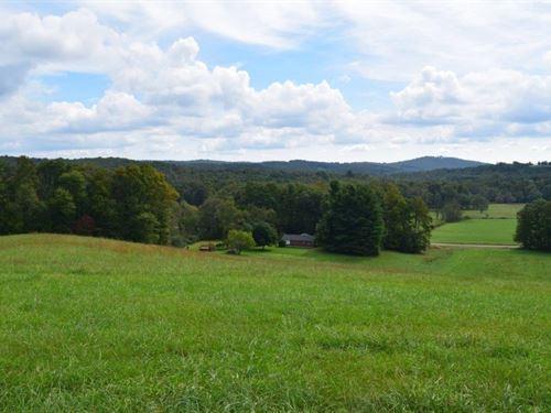 Farm Land in Meadows of Dan VA : Meadows Of Dan : Patrick County : Virginia
