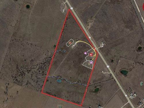 46+ Acres, House, Barns & Arena : Rogers : Bell County : Texas