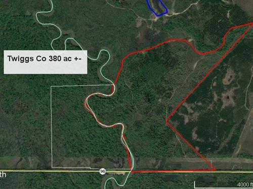 Incredible River Front Hunting Prop : Warner Robins : Twiggs County : Georgia
