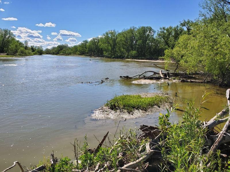 Roscoe's South Platte East&Qu : Ogallala : Keith County : Nebraska