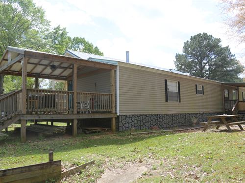 Water Front Property Henderson : Lowndesboro : Lowndes County : Alabama
