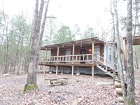 Calling All Hunter,Hunting Cabin : Mena : Scott County : Arkansas