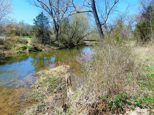 Acreage Well Big Creek North : Viola : Fulton County : Arkansas