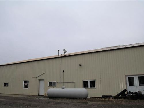 Hutchinson MN Commercial Property : Hutchinson : McLeod County : Minnesota