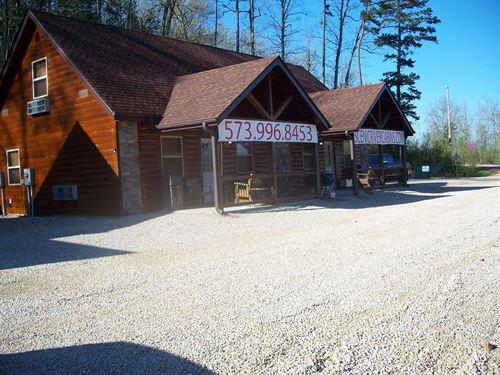 Established Cabin Rental Business : Van Buren : Carter County : Missouri