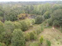 Acreage With Pond : Anderson : Anderson County : South Carolina