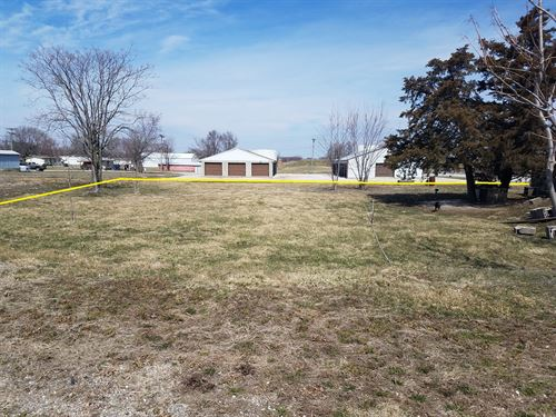 Mo Commercial Lot For Sale Lewis Co : Canton : Lewis County : Missouri
