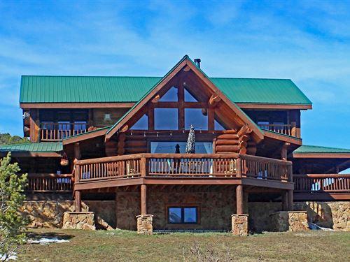 Elk Ranch For Sale in SW CO : Mancos : Montezuma County : Colorado