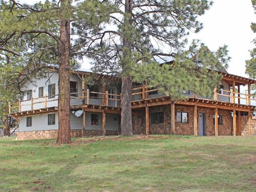 Elegant, Private, Custom Home : Mancos : Montezuma County : Colorado