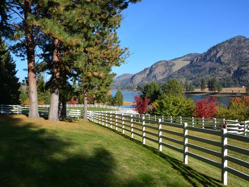 Farm For Sale : Plains : Sanders County : Montana