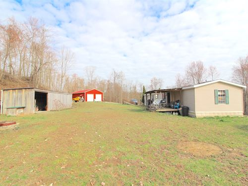 Goosecreek Rd, 13 Acres : Roseville : Muskingum County : Ohio
