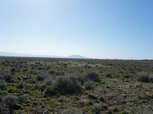 Vast 10.4 Acre Lot In Klamath Or : Chiloquin : Klamath County : Oregon