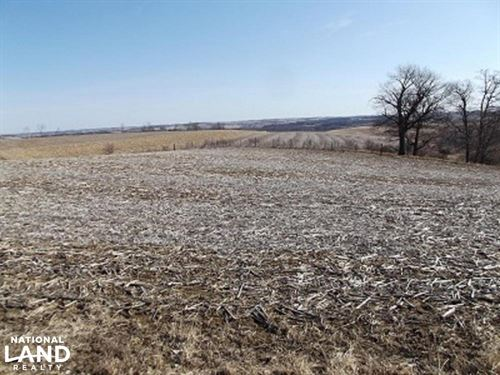 17 Acres Long-Range Views a Spri : South Wayne : Lafayette County : Wisconsin