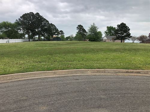 1/2 Acre Lot Richland Estates : Sallisaw : Sequoyah County : Oklahoma