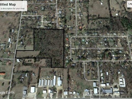 Platted 39 Lots : Reno : Lamar County : Texas