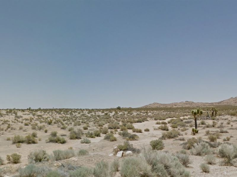 High Desert Los Angeles County Ca Land For Sale By Owner East Lancaster Los Angeles