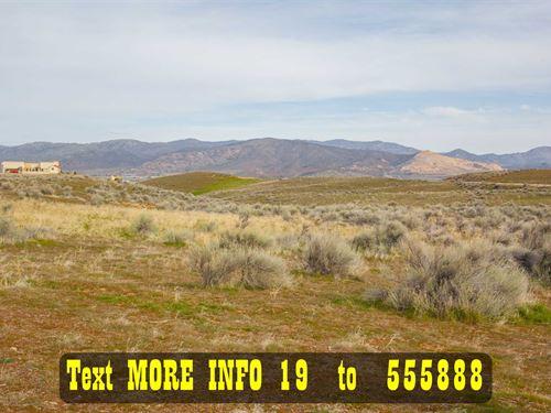 Great Access, Mountain Views : Tehachapi : Kern County : California
