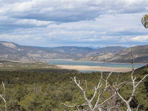 Middle Mesa Lot Near Navajo Lake : Navajo Dam : San Juan County : New Mexico