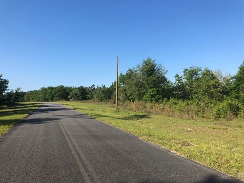 Lot 18 Deer Meadow Phase 2 : Live Oak : Suwannee County : Florida