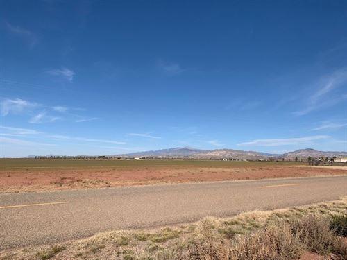 10 Acre Parcel Tularosa NM Views : Tularosa : Otero County : New Mexico