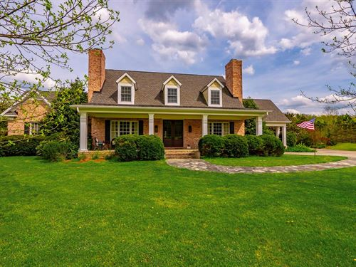 Country Home in Williamson CO : Franklin : Williamson County : Tennessee